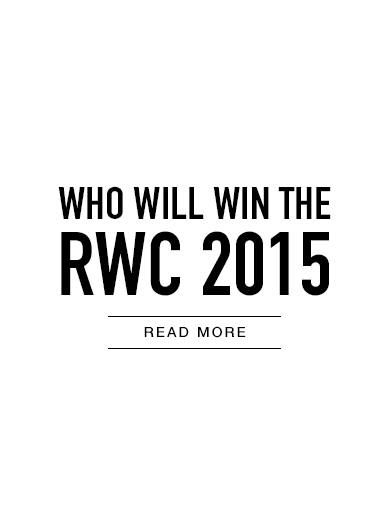 Who will win the RWC 2015?