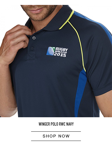 RWC WINGER POLO RWC NAVY