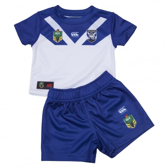 2016 BULLDOGS HOME BABY SET 2016