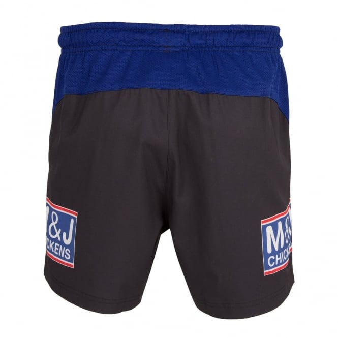 SUPPORTERS - LIC 2016 BULLDOGS TRAINING SHORT BLACK