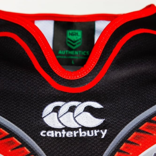 2016 VODAFONE WARRIORS KIDS AWAY JERSEY WARRIORS SILVER