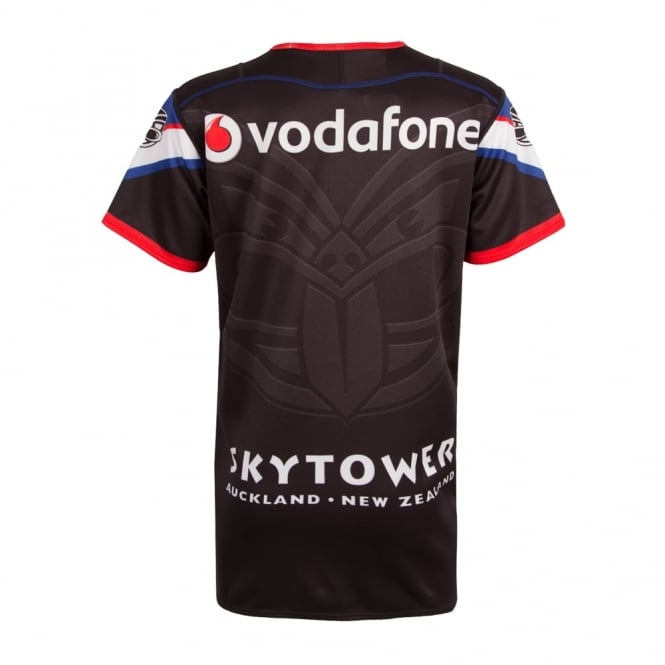 2016 VODAFONE WARRIORS KIDS HERITAGE JERSEY BLACK