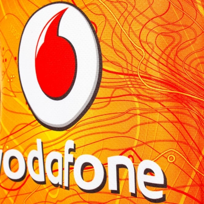 2016 VODAFONE WARRIORS KIDS TRAINING JERSEY VODAFONE RED