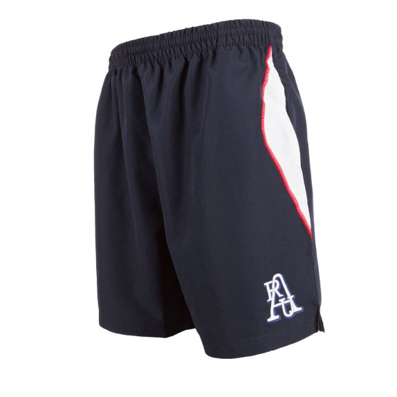 AUCKLAND SUPPORTERS GYM SHORT NAVY 2015