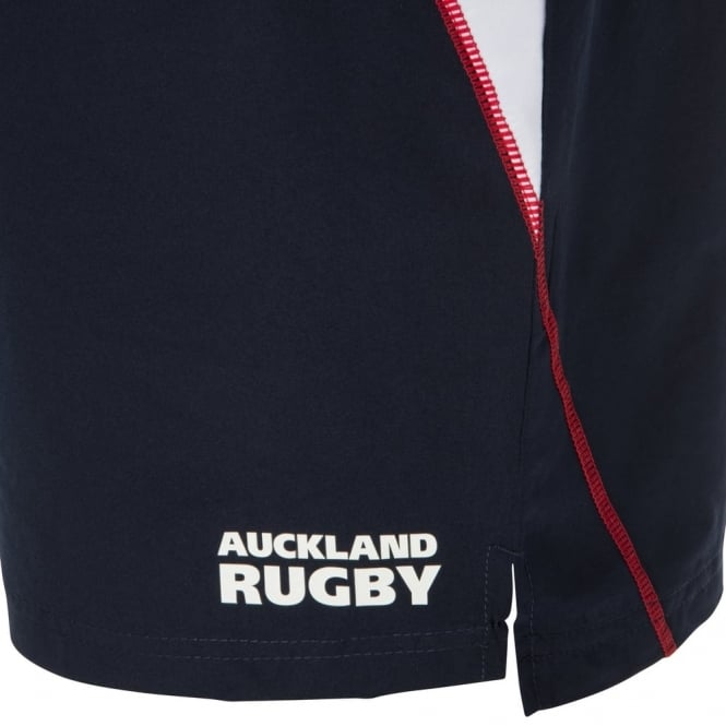 AUCKLAND SUPPORTERS GYM SHORT NAVY 2016