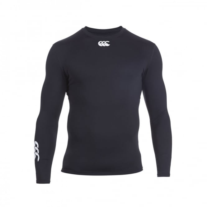 BASELAYER COLD L/S TOP BLACK 2016