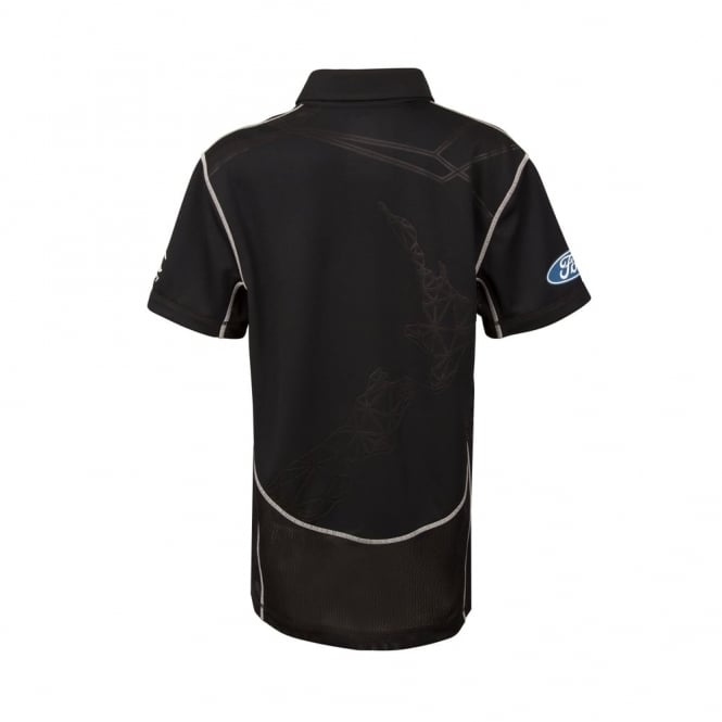 BLACK CAPS REPLICA ODI SHIRT 2017 - JUNIORS