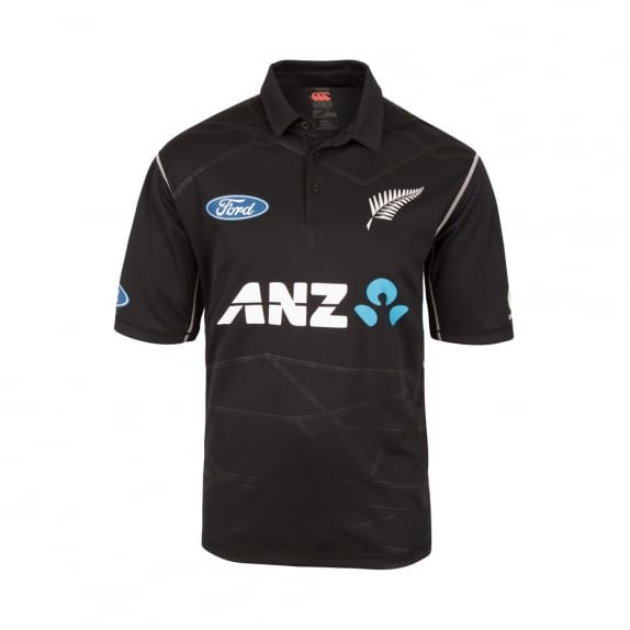 BLACK CAPS REPLICA ODI SHIRT 2017