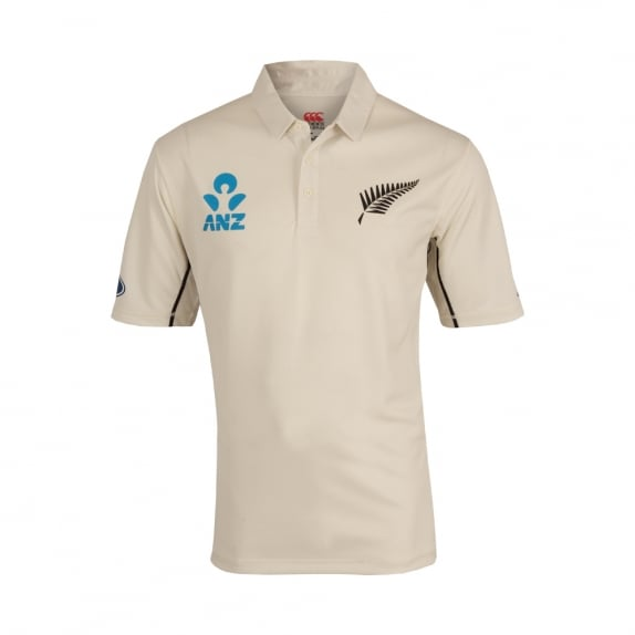 BLACK CAPS REPLICA TEST SHIRT 2017