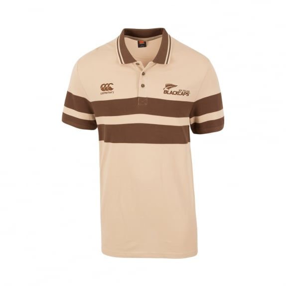 BLACK CAPS RETRO POLO 2017