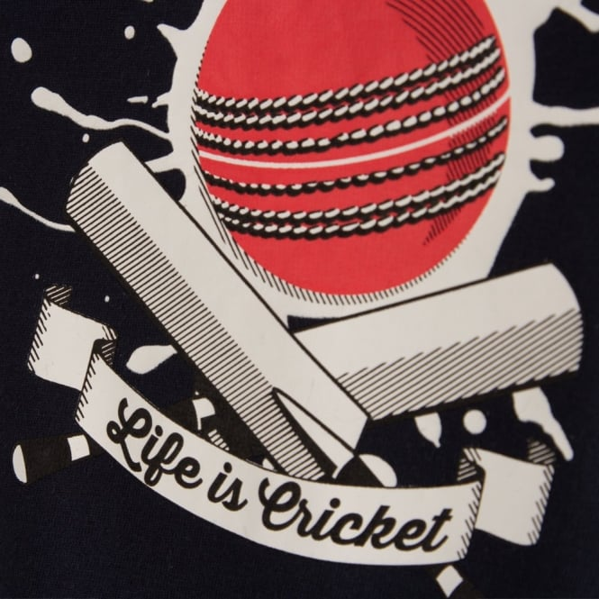 BLACK CAPS SUPPORTERS TEE 2016