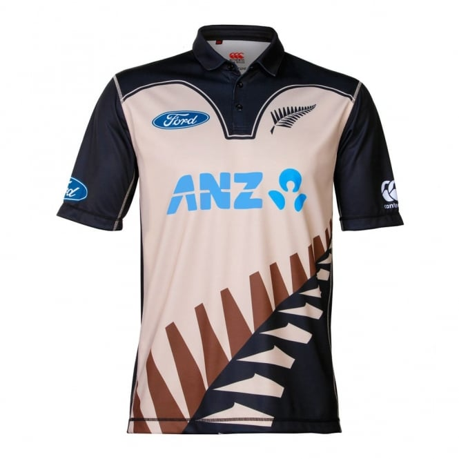 BLACKCAPS REPLICA T20 SHIRT 2016