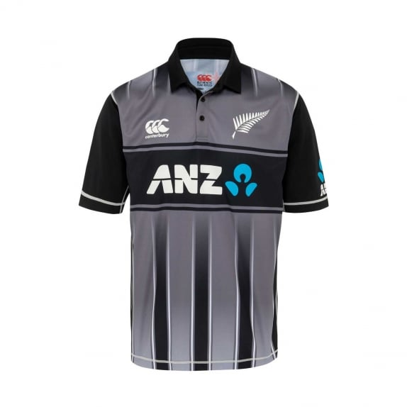 BLACKCAPS REPLICA T20 SHIRT 2018