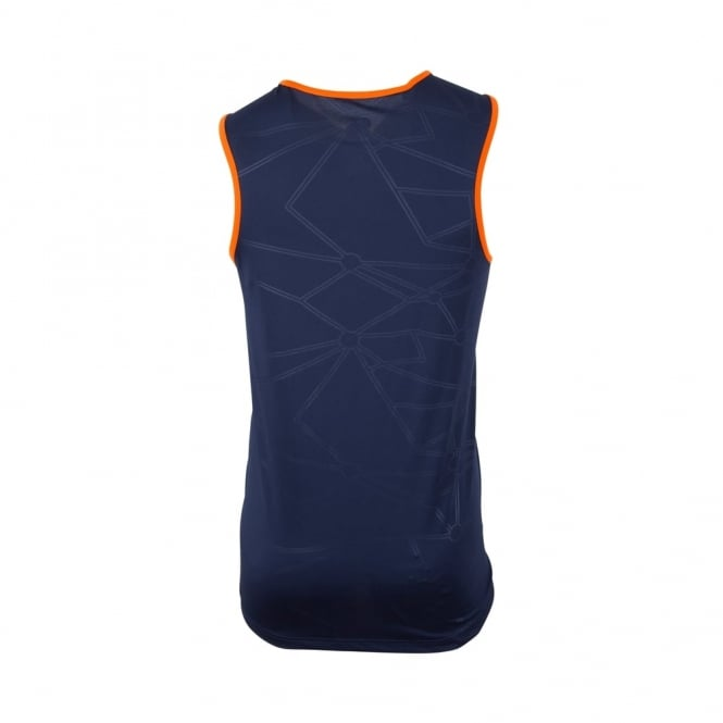 BLACKCAPS TRAINING SINGLET 2017