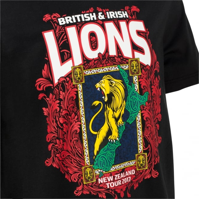 BRITISH & IRISH LIONS - EXCLUSIVE NZ TEE