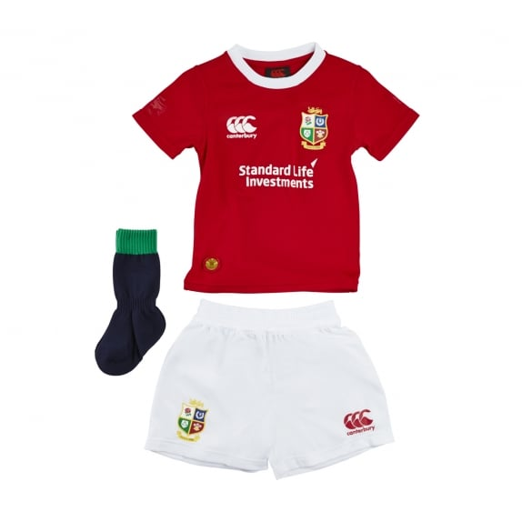 BRITISH & IRISH LIONS INFANT KIT PACK