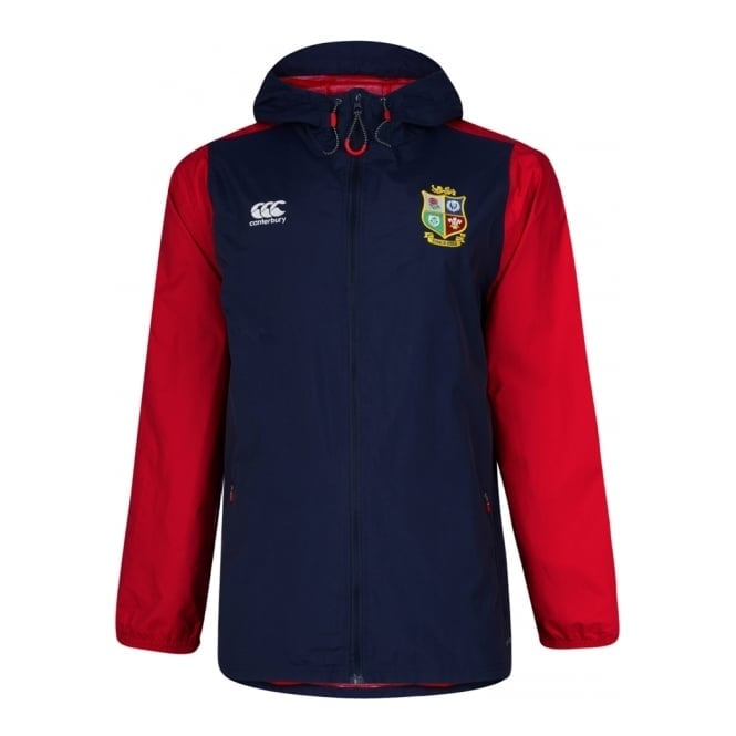 BRITISH & IRISH LIONS SHOWER PROOF JACKET