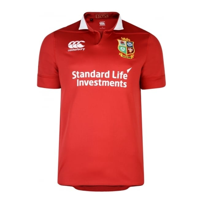 BRITISH & IRISH LIONS VAPOSHIELD MATCHDAY PRO JERSEY