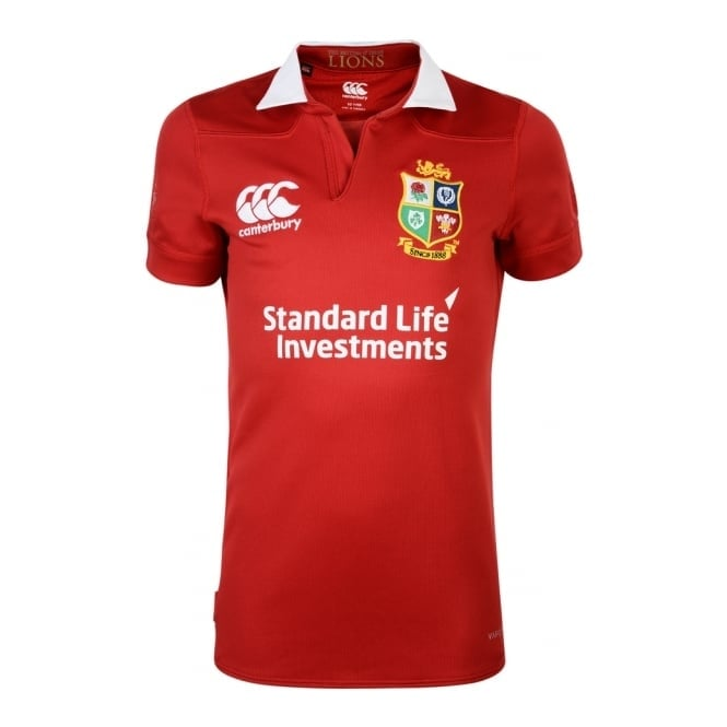 BRITISH & IRISH LIONS VAPOSHIELD PRO JERSEY - KIDS