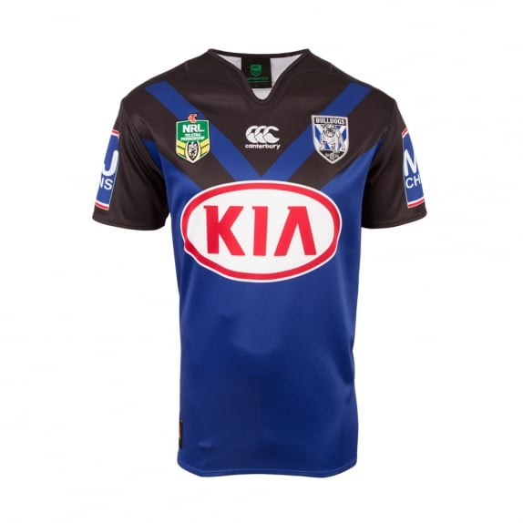 BULLDOGS AWAY JERSEY 2017