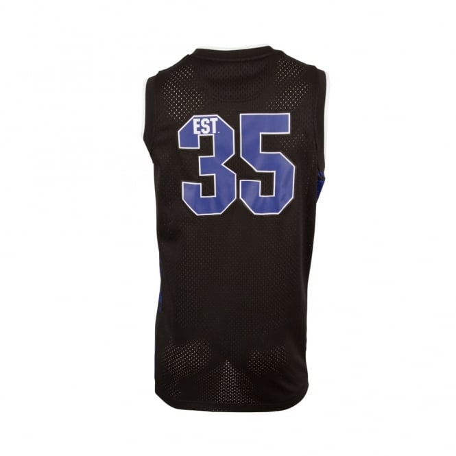 BULLDOGS BASKETBALL SINGLET 2017