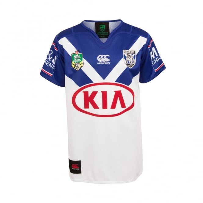 BULLDOGS HOME JERSEY 2017 - JUNIORS