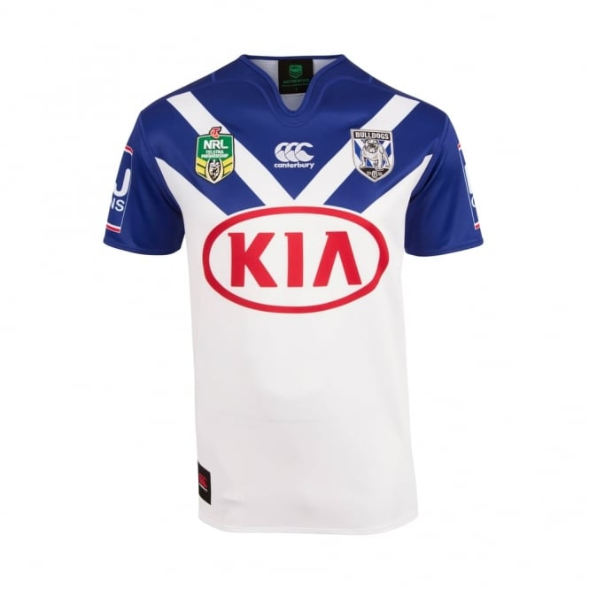 BULLDOGS HOME JERSEY 2017