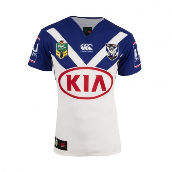 BULLDOGS LIMIED EDITION HOME JERSEY 2017
