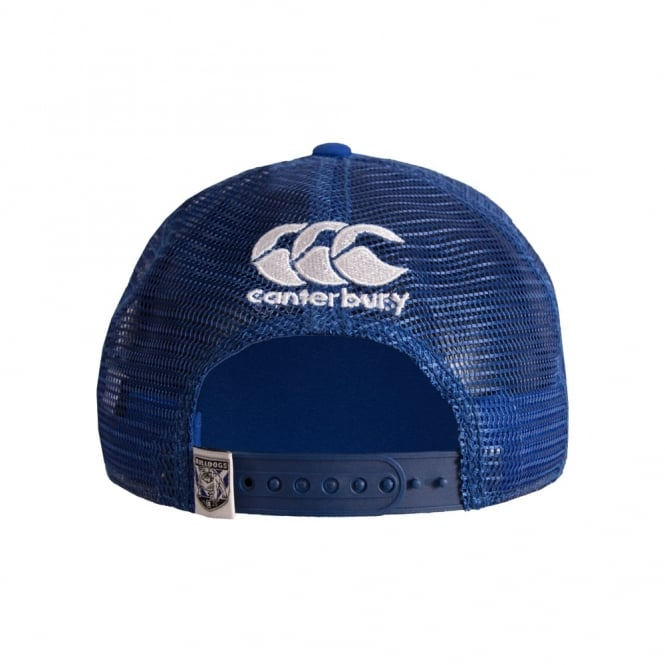 BULLDOGS MEDIA CAP BULLDOGS BLUE - 2011