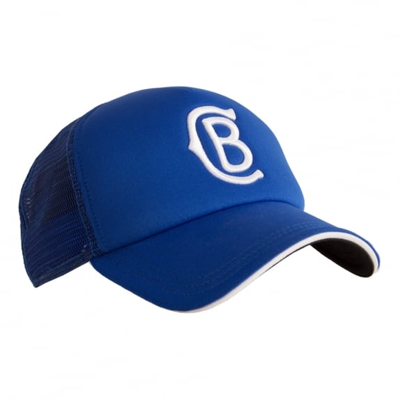 BULLDOGS MEDIA CAP BULLDOGS BLUE