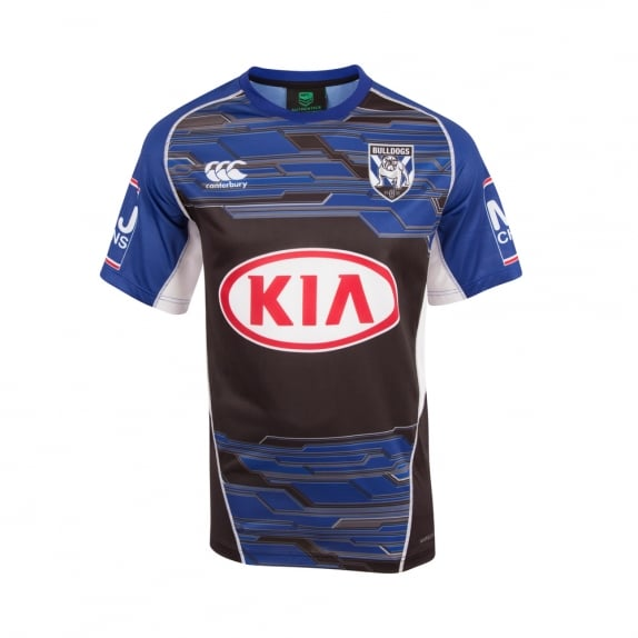 BULLDOGS TRAINING TEE 2017