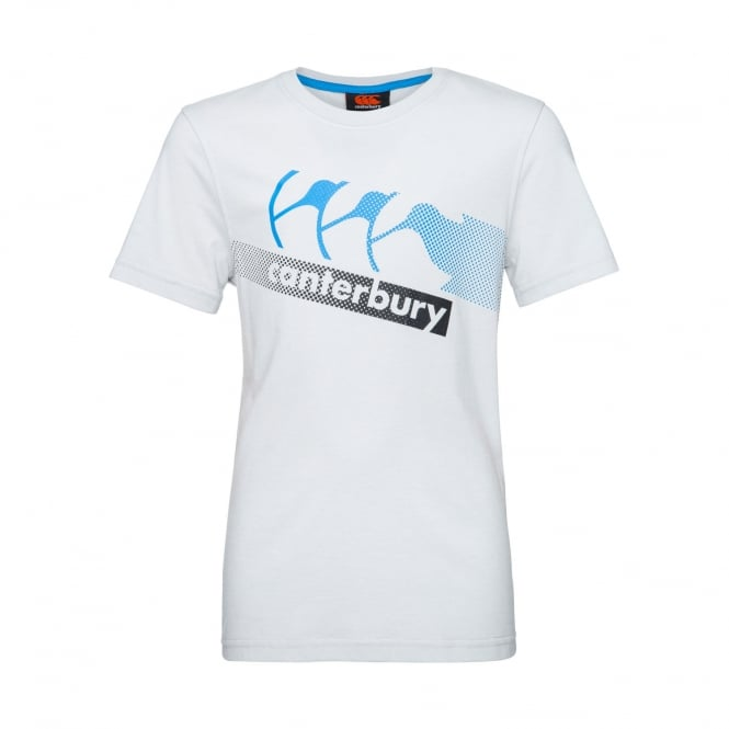 CCC GRAPHIC TEE (COTTON POLY) - JUNIORS - Junior from Canterbury NZ aede3e2af16