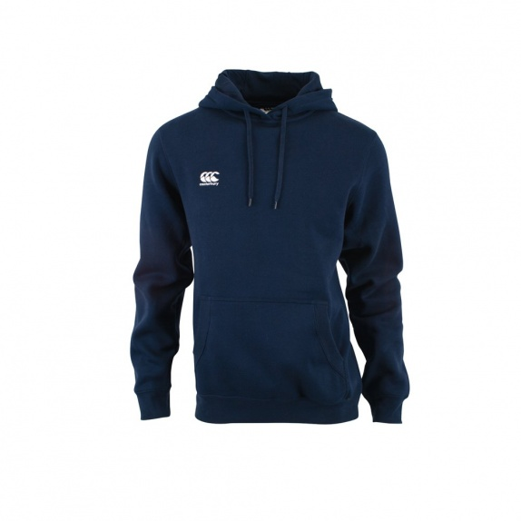 CCC KIDS WARM UP HOODIE NAVY