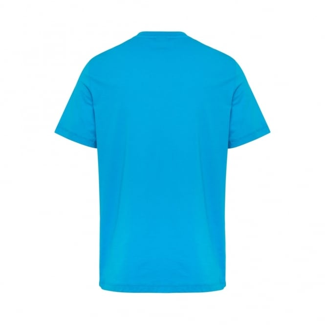 CCC LOGO TEE BLUE