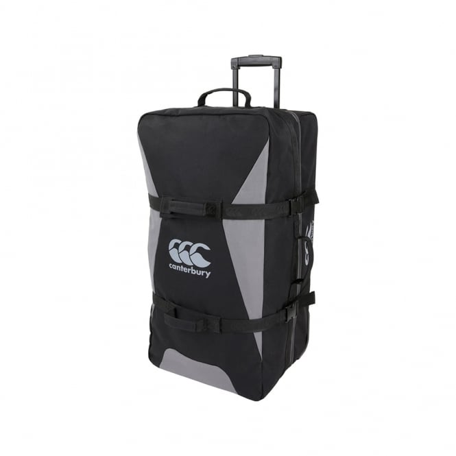 d8d981b9849b CCC TRAVEL WHEELIE BAG BLACK 2016 - Mens from Canterbury NZ