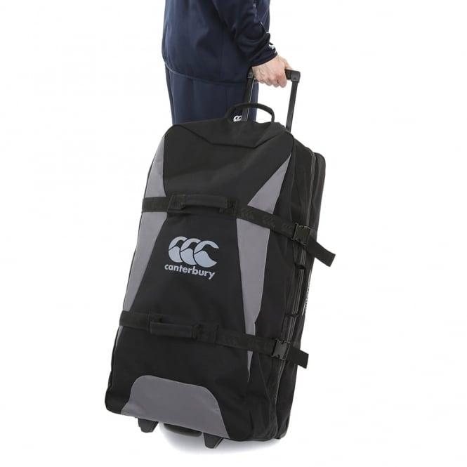 CCC TRAVEL WHEELIE BAG BLACK 2016 - Mens from Canterbury UK
