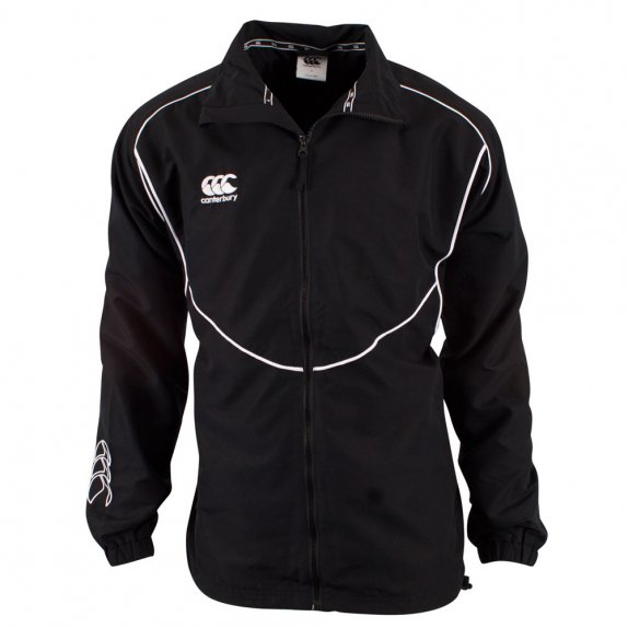 CLUB TRACKSUIT JACKET BLACK