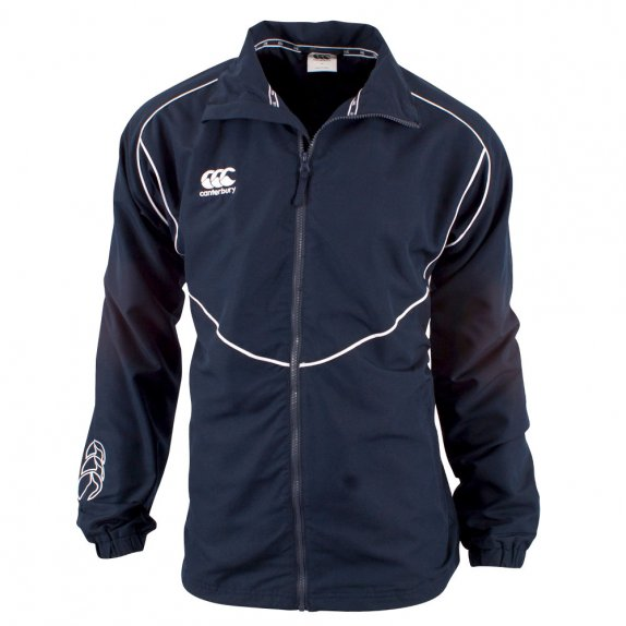 CLUB TRACKSUIT JACKET NAVY