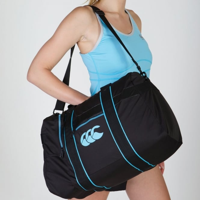 CODE GYM BAG BLACK