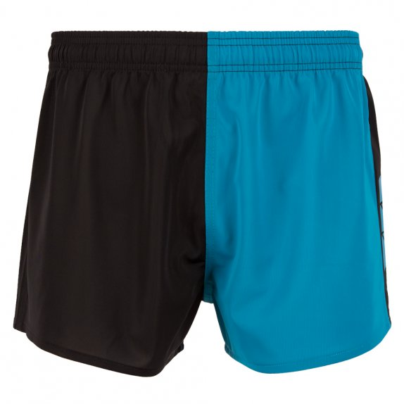 COLOUR BLOCK SUMMER TOUCH SHRT BLACK/METHYL BLUE