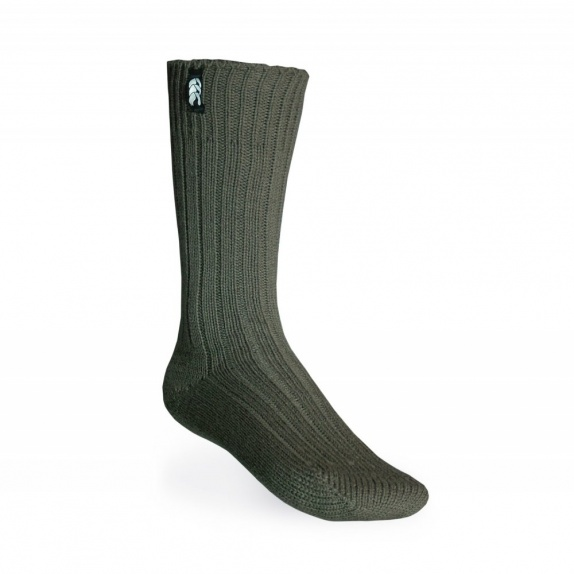 EVERYDAY WOOL SOCK KHAKI