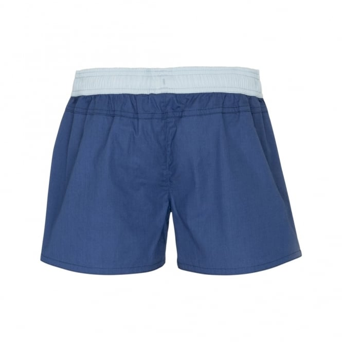 ISLAND SHORT BLUE DENIM MARLE - JUNIORS