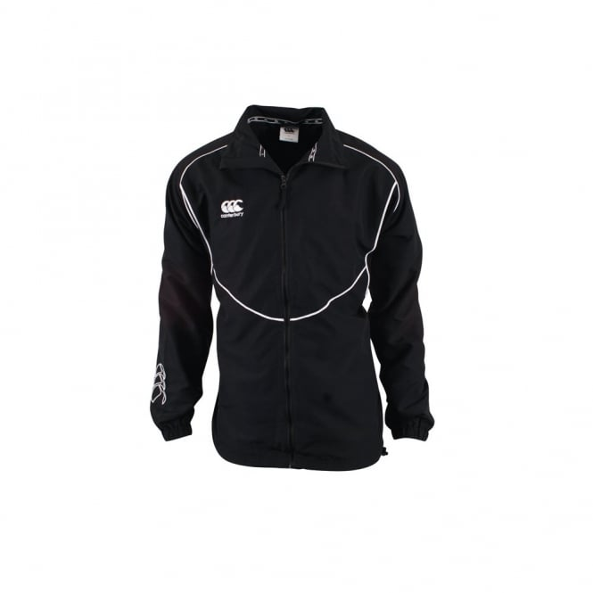 KIDS CLUB TRACKJACKET BLACK