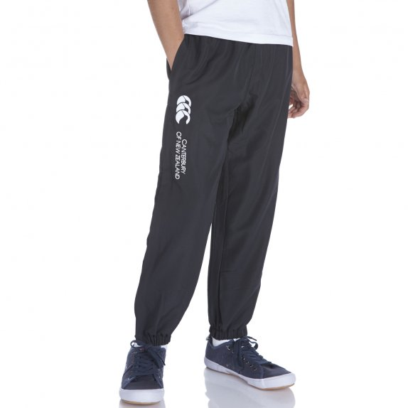 KIDS STADIUM PANT (CCC NZ) BLACK