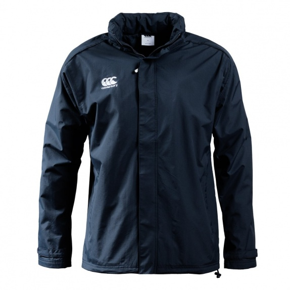 KIDS TRAINING JACKET BLACK