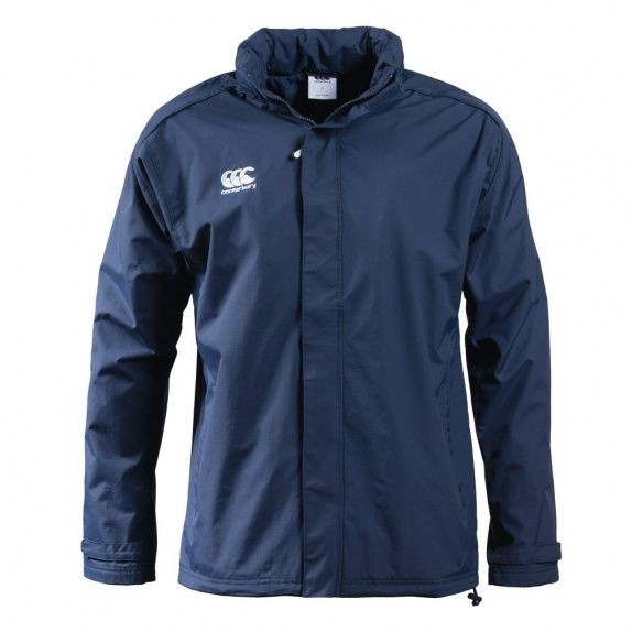 KIDS TRAINING JACKET NAVY