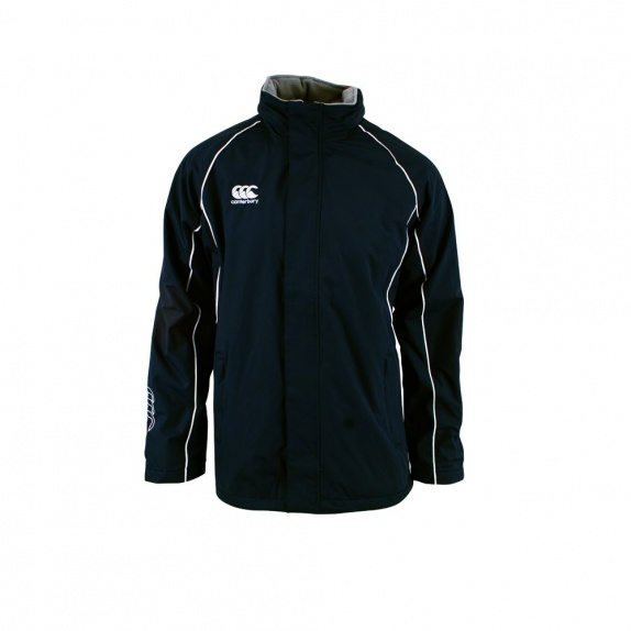 MICROFLEECE LINED JACKET BLACK