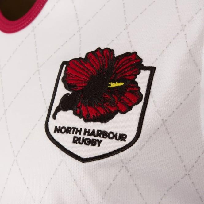 NORTH HARBOUR REPLICA JERSEY WHITE 2016