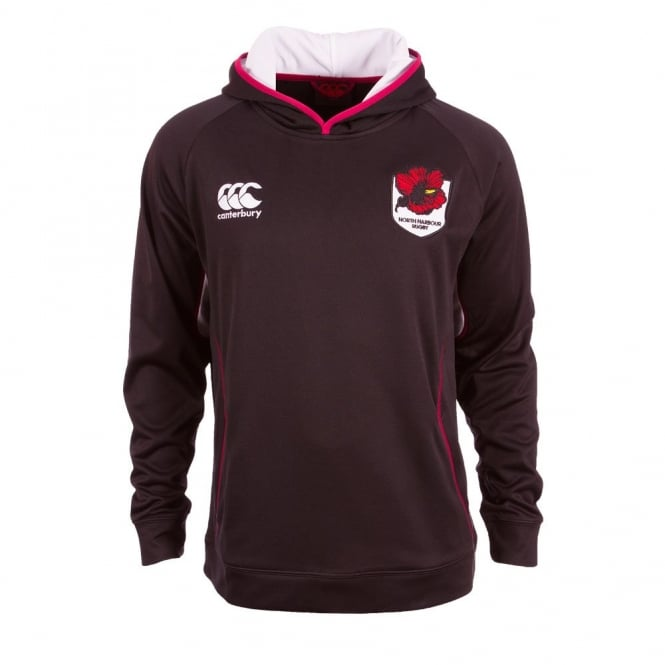 NORTH HARBOUR SUPPORTRS HOODIE 2016