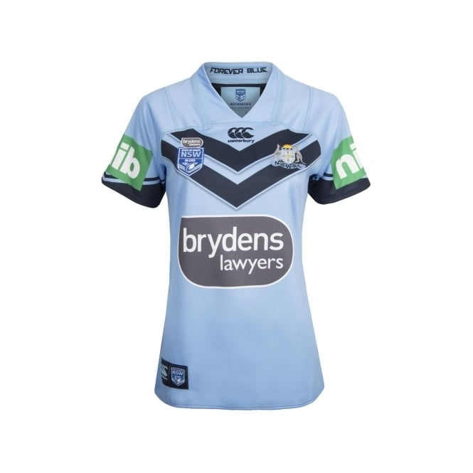 NSW BLUES NSW SOO PRO JERSEY 2018 - WOMENS